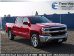 2018 Silverado 1500 Crew Cab Pickup #904528K - photo 1