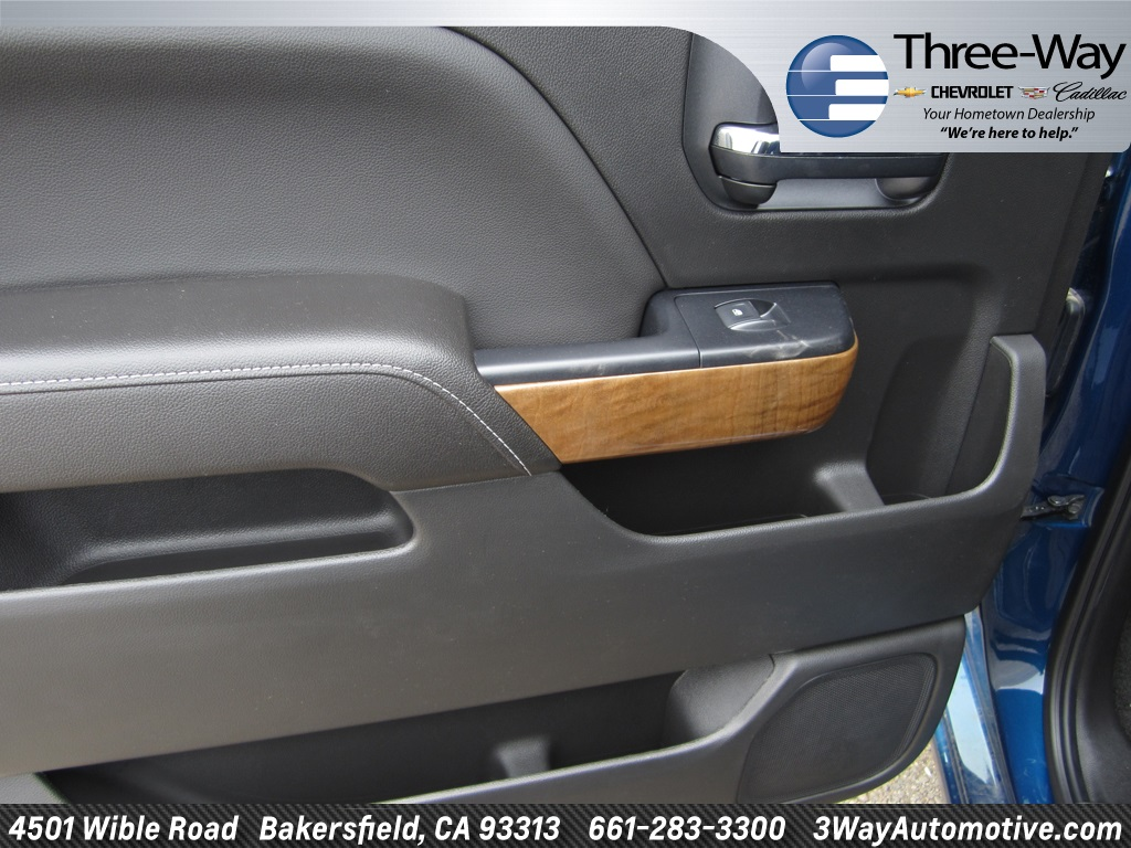 2018 Silverado 1500 Crew Cab Pickup #904539K - photo 18