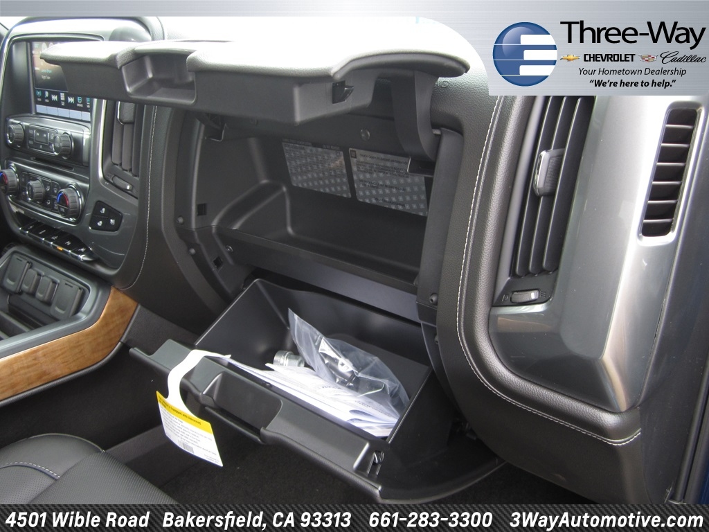 2018 Silverado 1500 Crew Cab Pickup #904539K - photo 23