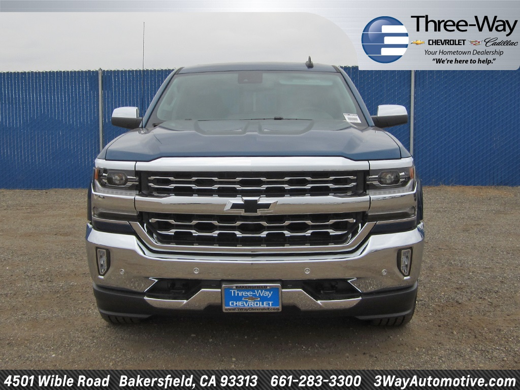 2018 Silverado 1500 Crew Cab Pickup #904539K - photo 4