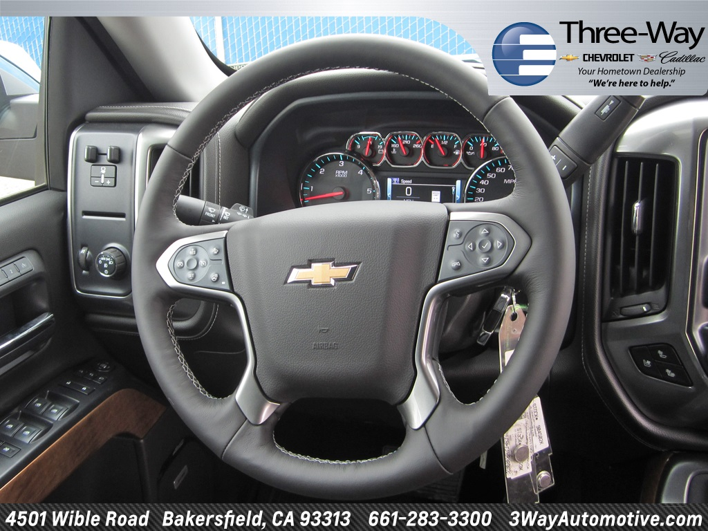 2018 Silverado 1500 Crew Cab Pickup #904539K - photo 30