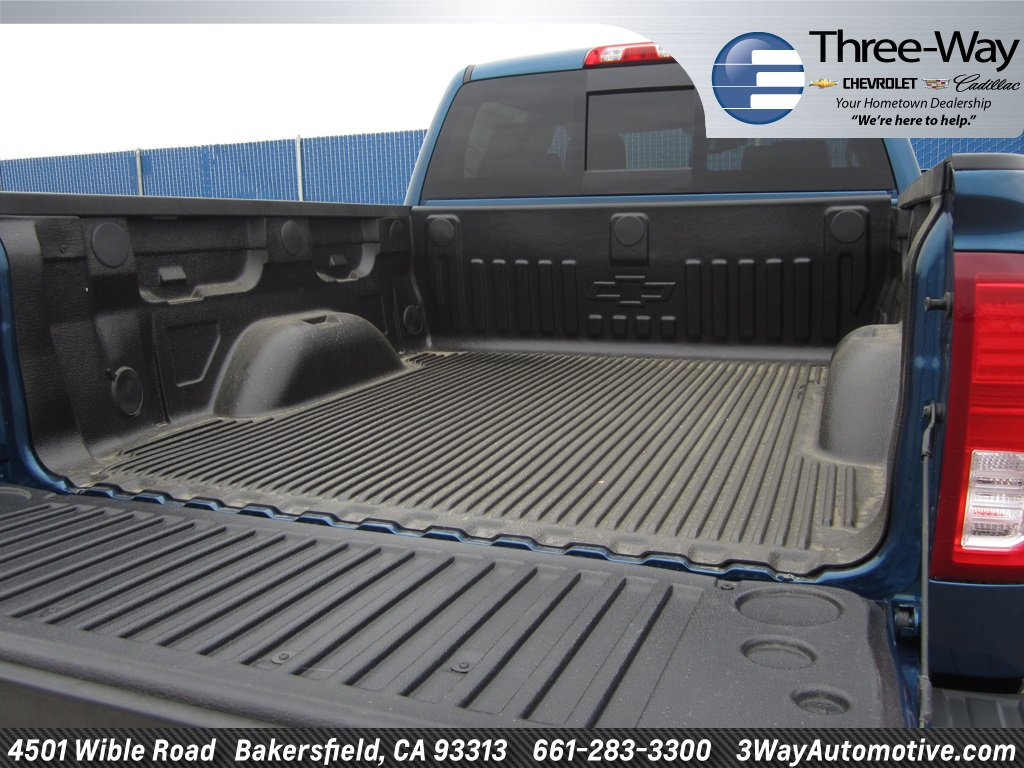 2018 Silverado 1500 Crew Cab Pickup #904539K - photo 9