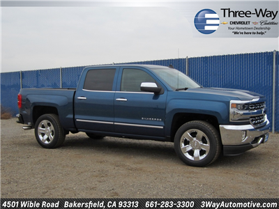 2018 Silverado 1500 Crew Cab Pickup #904539K - photo 1