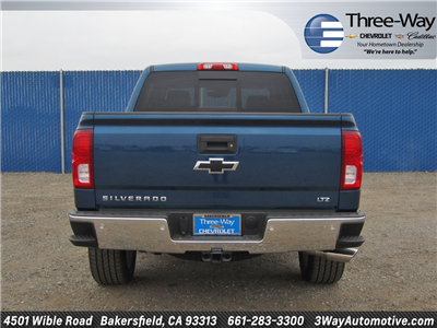 2018 Silverado 1500 Crew Cab Pickup #904539K - photo 7