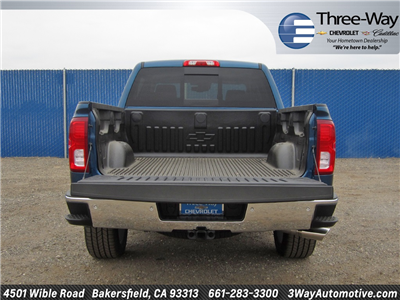 2018 Silverado 1500 Crew Cab Pickup #904539K - photo 8