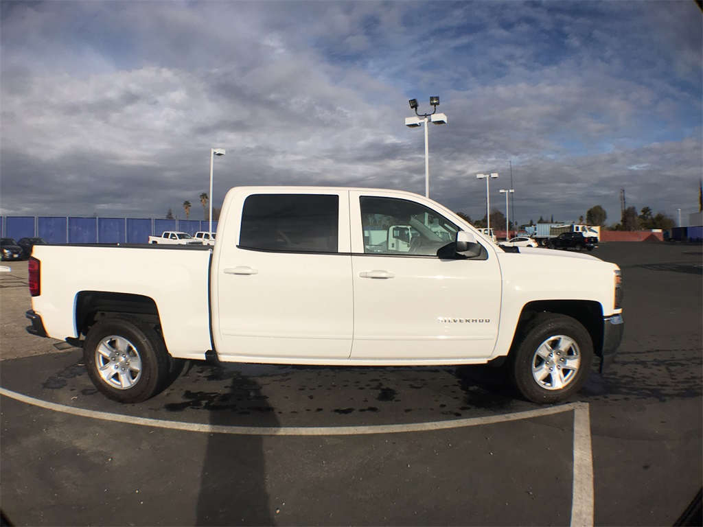 2018 Silverado 1500 Crew Cab 4x2,  Pickup #904865K - photo 4