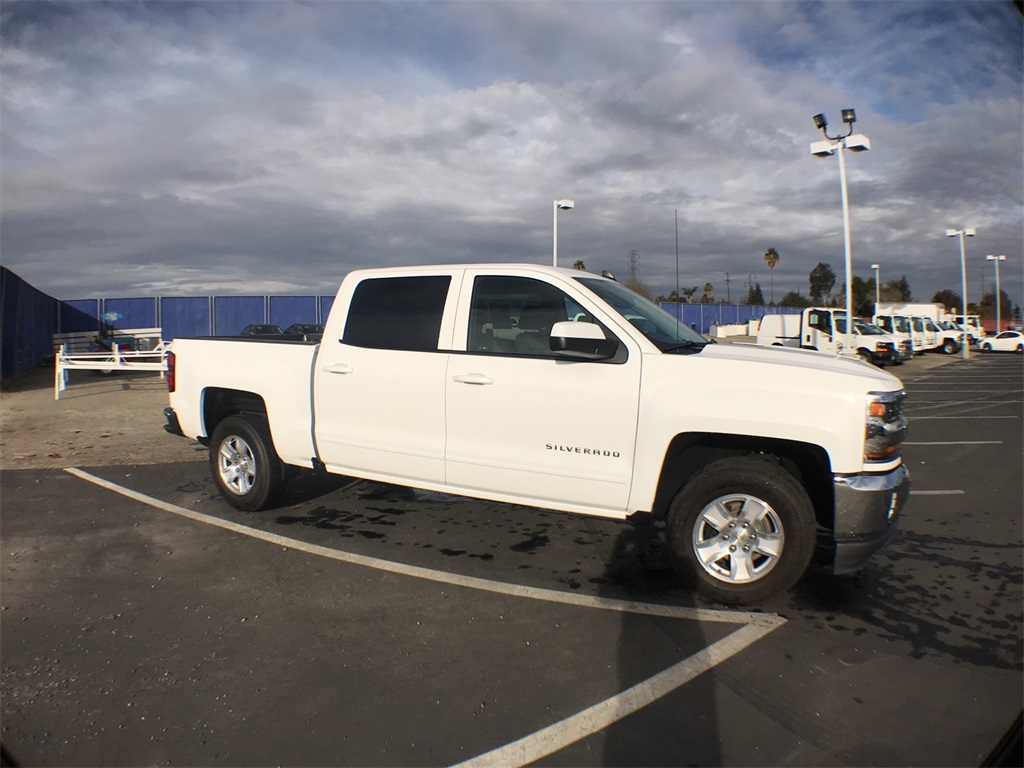 2018 Silverado 1500 Crew Cab 4x2,  Pickup #904865K - photo 5