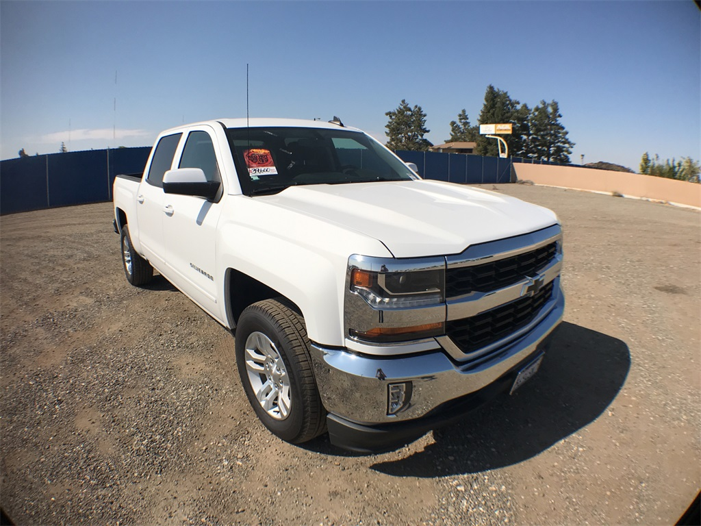 2018 Silverado 1500 Crew Cab 4x2,  Pickup #904881K - photo 3