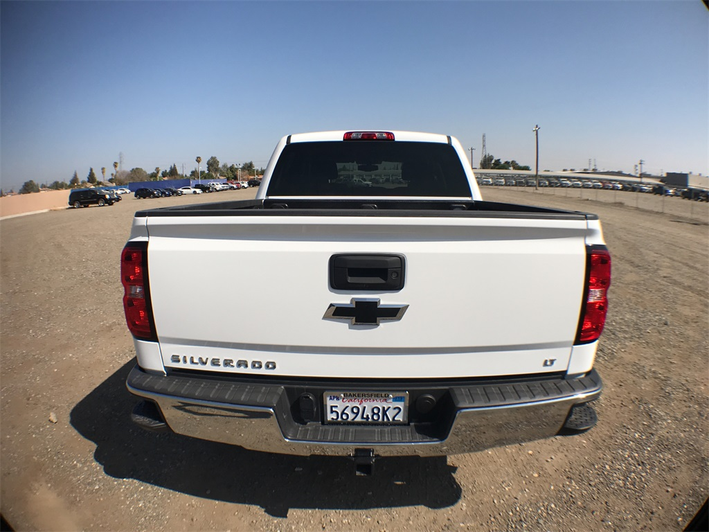 2018 Silverado 1500 Crew Cab, Pickup #904881K - photo 10