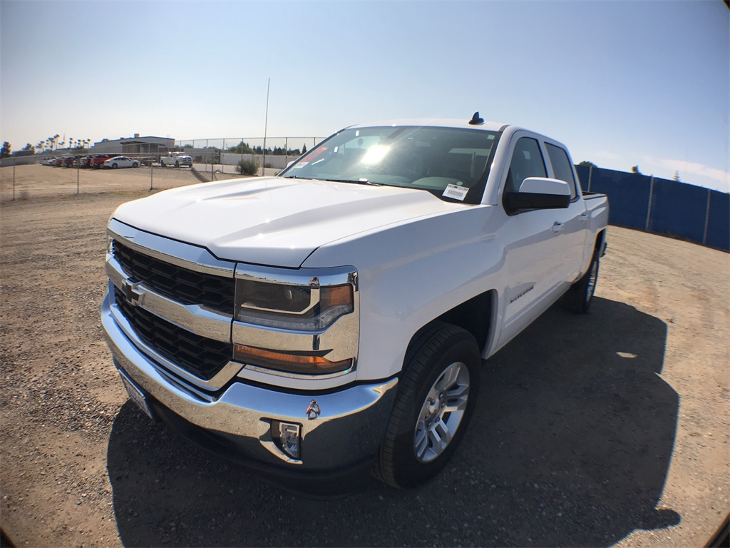 2018 Silverado 1500 Crew Cab, Pickup #904881K - photo 4