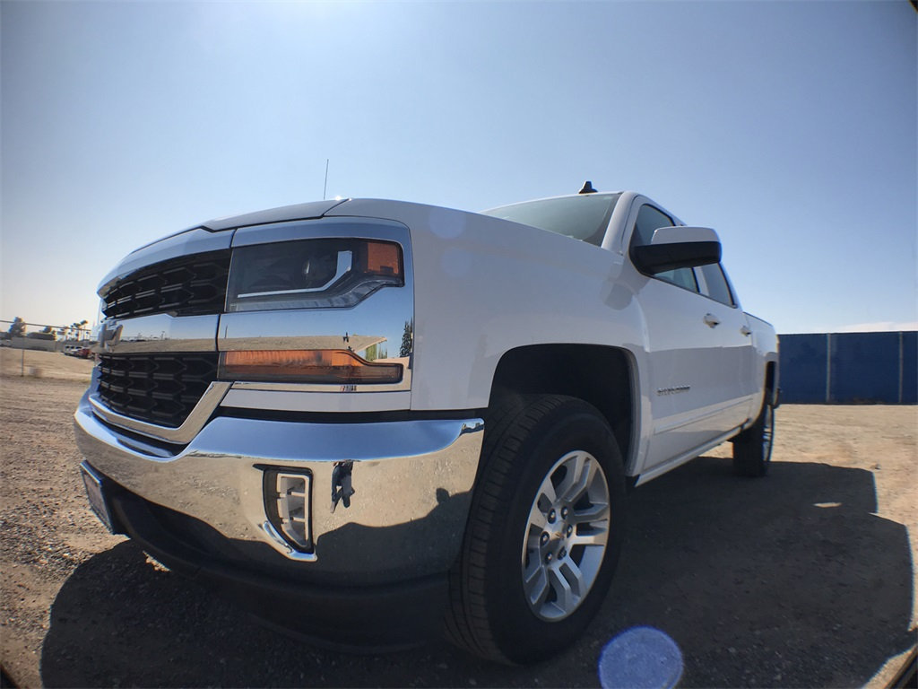 2018 Silverado 1500 Crew Cab, Pickup #904881K - photo 5
