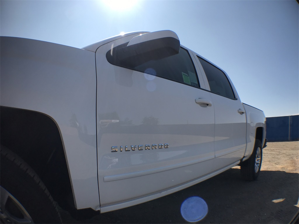 2018 Silverado 1500 Crew Cab, Pickup #904881K - photo 6