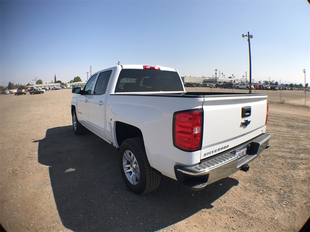 2018 Silverado 1500 Crew Cab, Pickup #904881K - photo 9
