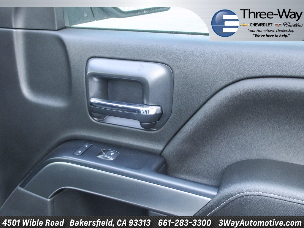 2018 Silverado 1500 Crew Cab 4x4, Pickup #905243K - photo 14