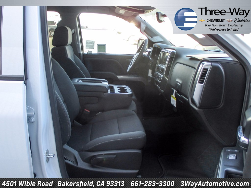 2018 Silverado 1500 Crew Cab 4x4, Pickup #905243K - photo 17