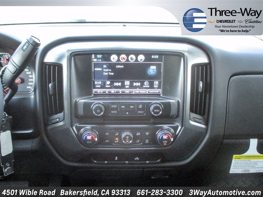 2018 Silverado 1500 Crew Cab 4x4, Pickup #905243K - photo 23