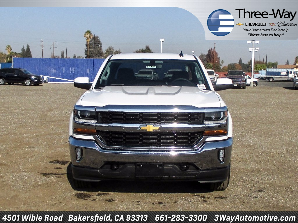 2018 Silverado 1500 Crew Cab 4x4, Pickup #905243K - photo 4