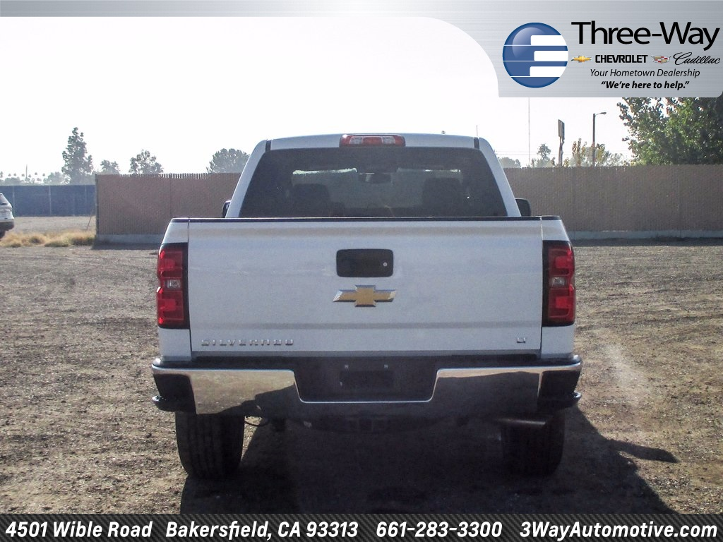 2018 Silverado 1500 Crew Cab 4x4, Pickup #905243K - photo 6