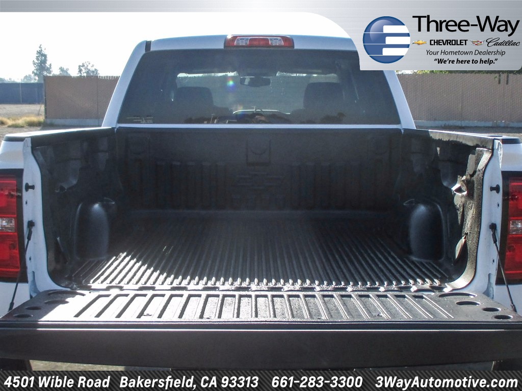 2018 Silverado 1500 Crew Cab 4x4, Pickup #905243K - photo 7