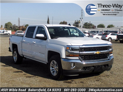 2018 Silverado 1500 Crew Cab 4x4, Pickup #905243K - photo 1