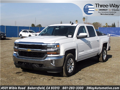 2018 Silverado 1500 Crew Cab 4x4, Pickup #905243K - photo 3