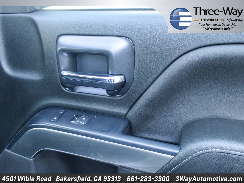 2018 Silverado 1500 Crew Cab, Pickup #905671K - photo 14