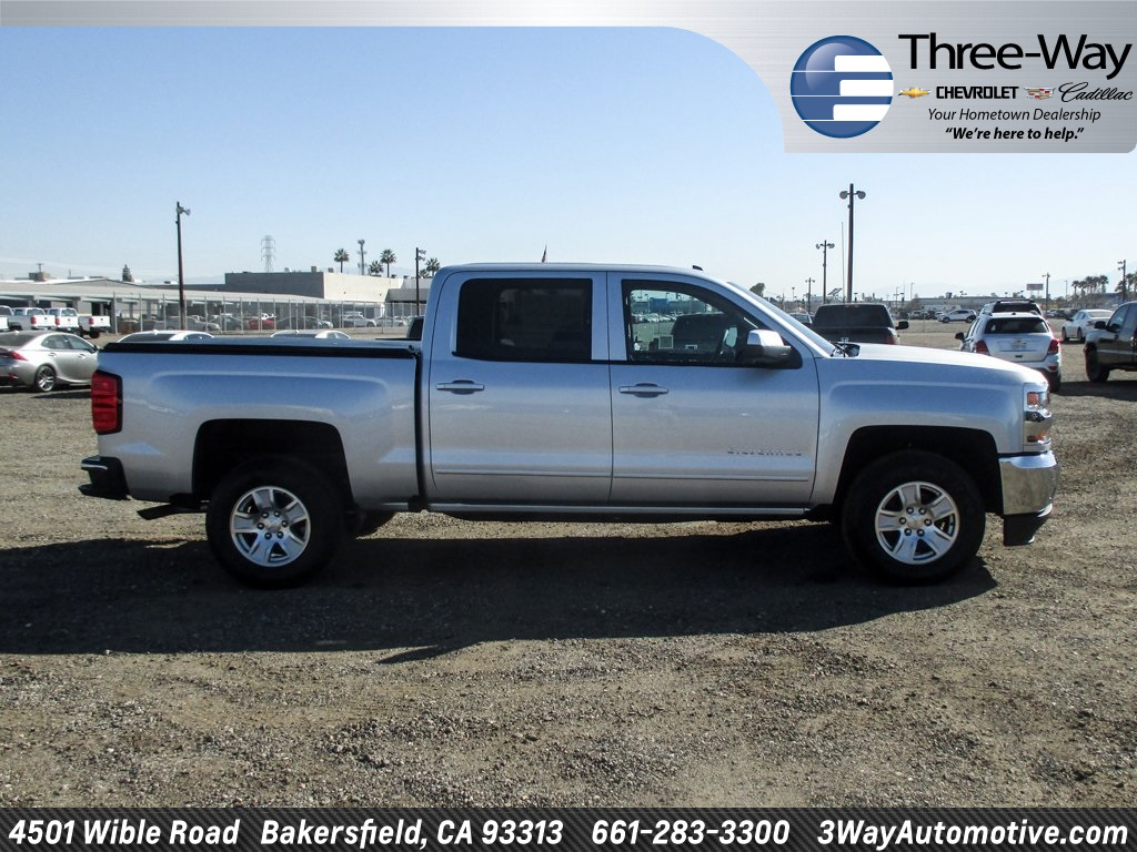 2018 Silverado 1500 Crew Cab, Pickup #905671K - photo 5