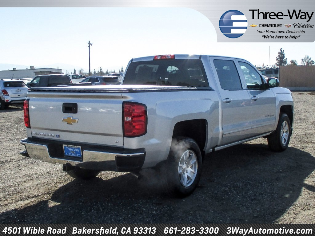 2018 Silverado 1500 Crew Cab, Pickup #905671K - photo 2