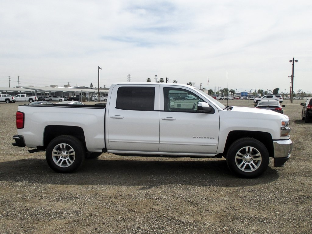 2018 Silverado 1500 Crew Cab, Pickup #906204K - photo 5