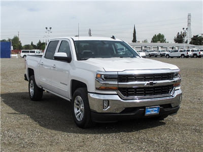 2018 Silverado 1500 Crew Cab, Pickup #906204K - photo 1