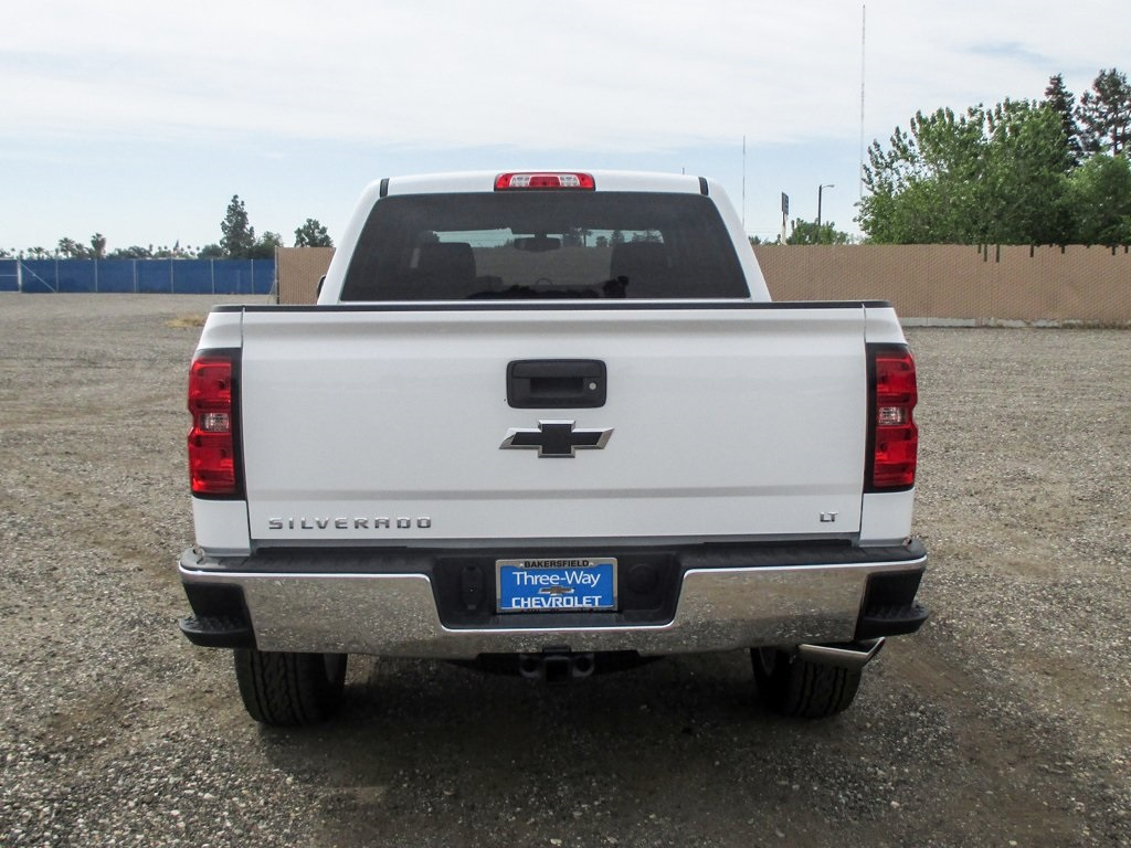 2018 Silverado 1500 Crew Cab, Pickup #906443K - photo 6