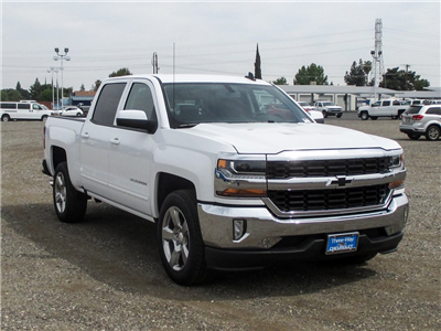 2018 Silverado 1500 Crew Cab, Pickup #906443K - photo 1
