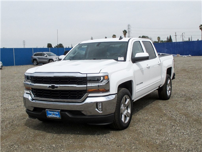 2018 Silverado 1500 Crew Cab, Pickup #906443K - photo 3