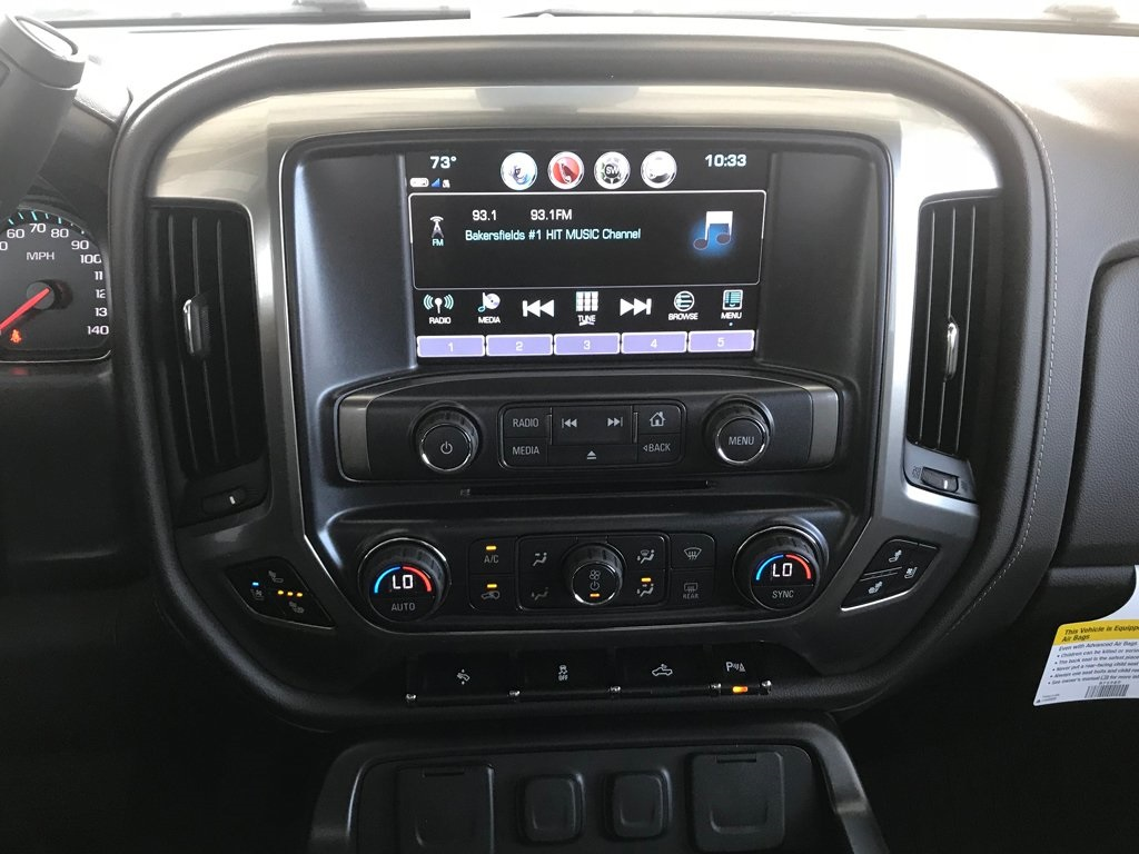 2018 Silverado 1500 Crew Cab, Pickup #906513K - photo 22