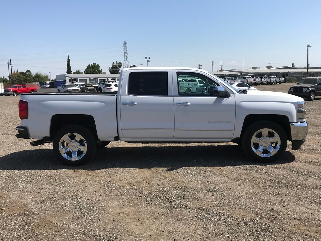 2018 Silverado 1500 Crew Cab, Pickup #906513K - photo 5