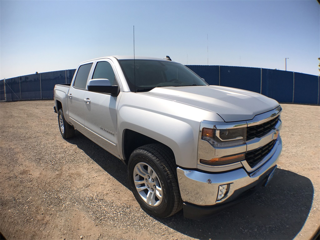 2018 Silverado 1500 Crew Cab 4x4,  Pickup #908395K - photo 3