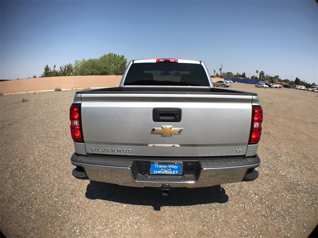 2018 Silverado 1500 Crew Cab 4x4,  Pickup #908395K - photo 10