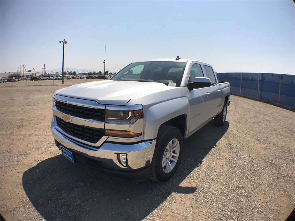 2018 Silverado 1500 Crew Cab 4x4,  Pickup #908395K - photo 1
