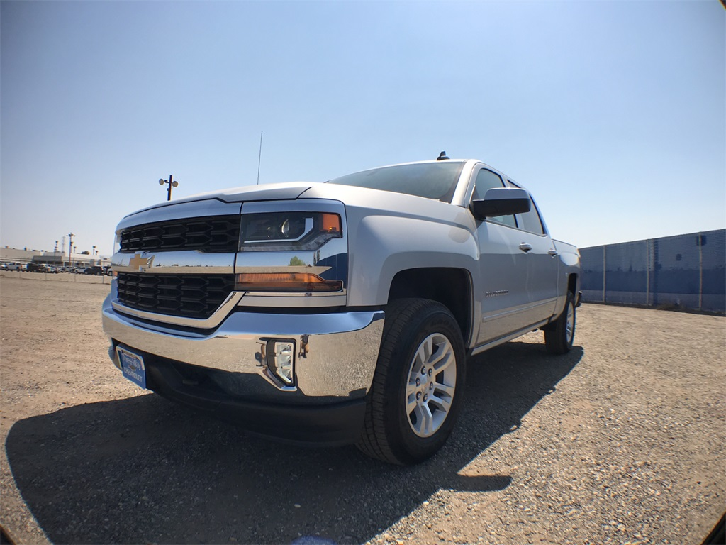 2018 Silverado 1500 Crew Cab 4x4,  Pickup #908395K - photo 5