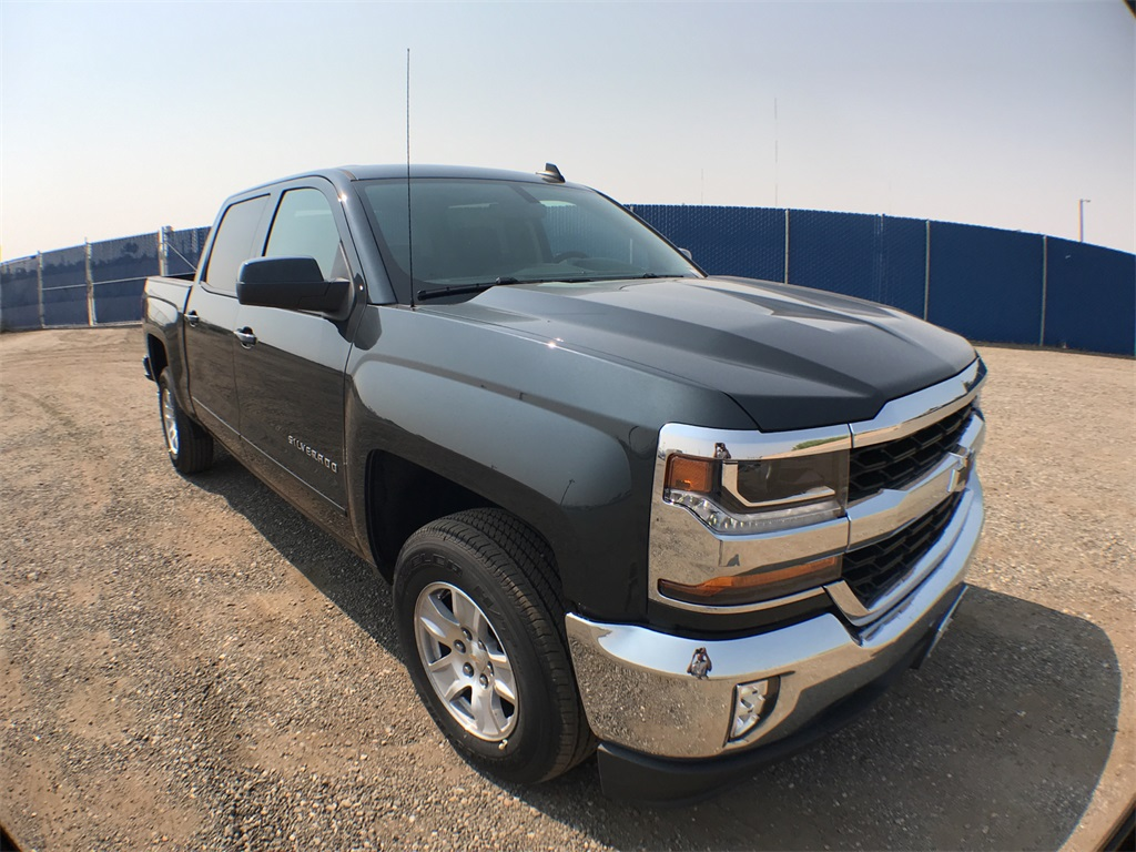 2018 Silverado 1500 Crew Cab 4x2,  Pickup #908512K - photo 3