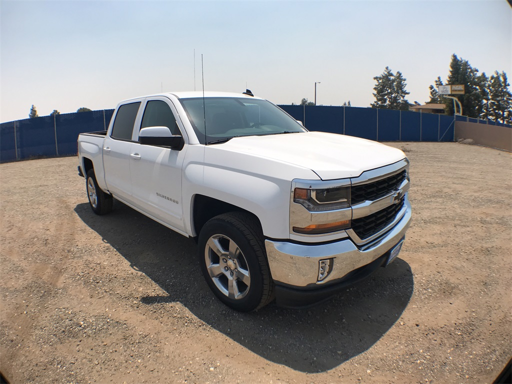 2018 Silverado 1500 Crew Cab 4x2,  Pickup #908553K - photo 3