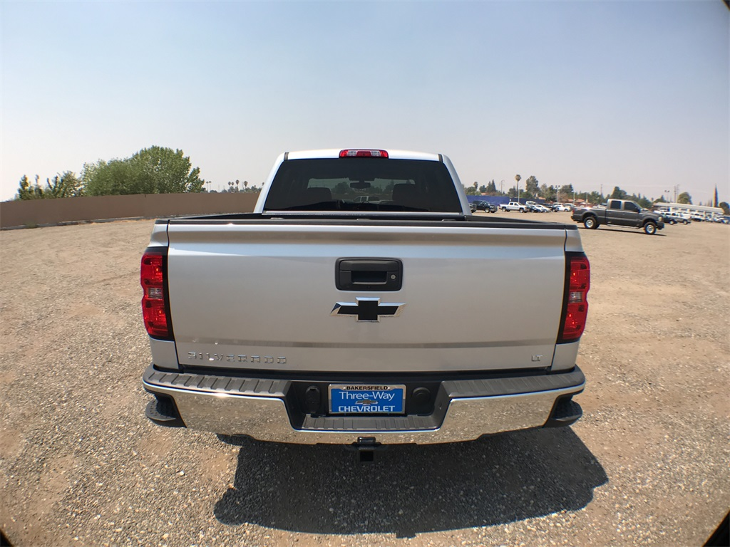 2018 Silverado 1500 Crew Cab 4x2,  Pickup #908603K - photo 10