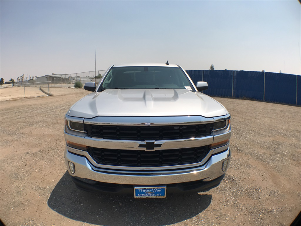 2018 Silverado 1500 Crew Cab 4x2,  Pickup #908603K - photo 4