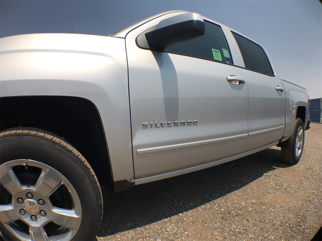 2018 Silverado 1500 Crew Cab 4x2,  Pickup #908603K - photo 7