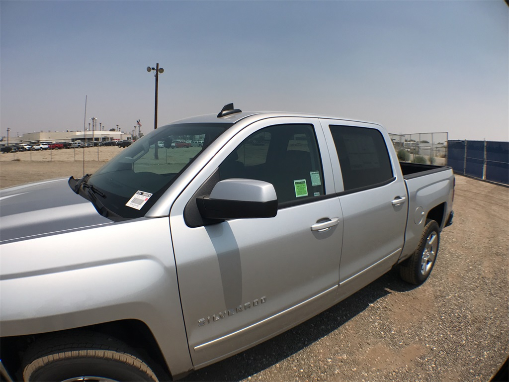 2018 Silverado 1500 Crew Cab 4x2,  Pickup #908603K - photo 8