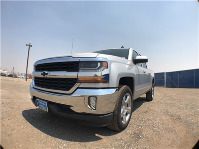2018 Silverado 1500 Crew Cab 4x2,  Pickup #908603K - photo 5