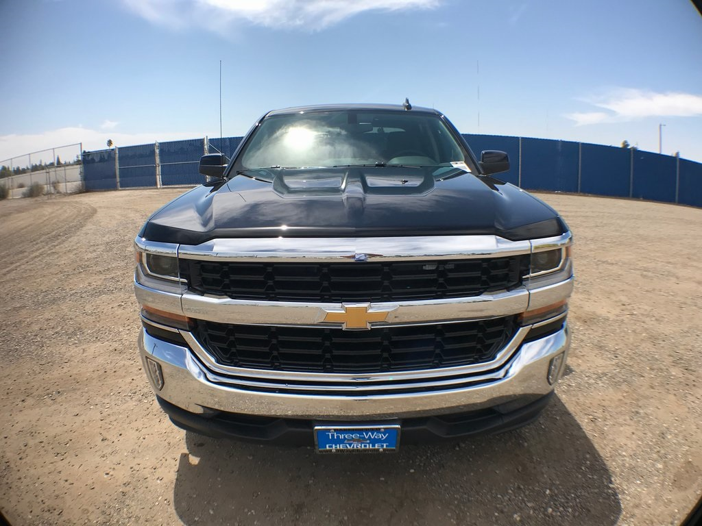2018 Silverado 1500 Crew Cab 4x2,  Pickup #909025K - photo 4