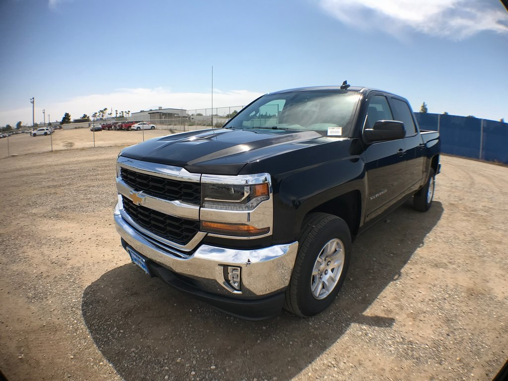 2018 Silverado 1500 Crew Cab 4x2,  Pickup #909025K - photo 1