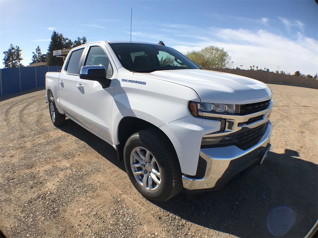 2019 Silverado 1500 Crew Cab 4x2,  Pickup #909239K - photo 3
