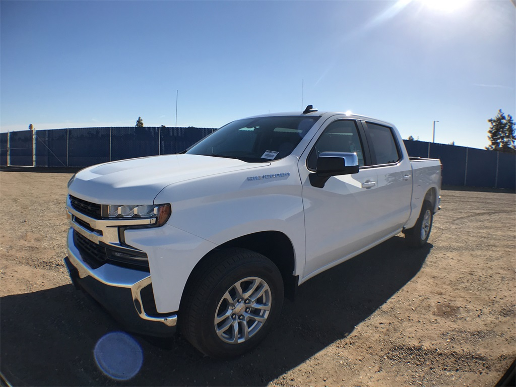 2019 Silverado 1500 Crew Cab 4x2,  Pickup #909239K - photo 1